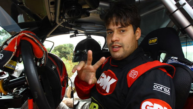 Una Mini privata per il Brazil World Rally Team