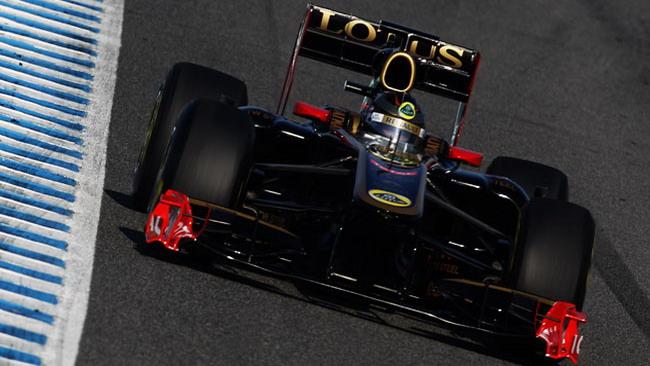 Lotus Renault ufficializza l'ingaggio di Heidfeld