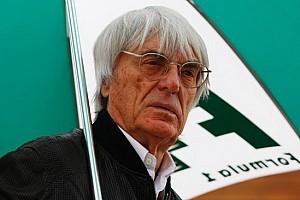 Formula 1 Ultime notizie Ecclestone più fiducioso per il Gp del Bahrein