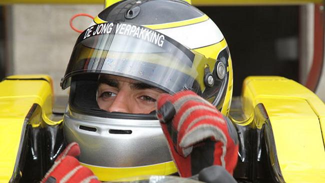 Arriva anche la MP Motorsport con de Jong