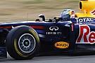 Infiniti diventa solo sponsor della Red Bull