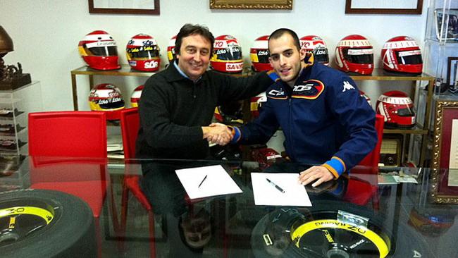 La Campos Racing punta su Marco Barba
