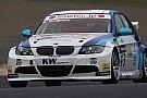 Test con una BMW del Proteam per il campione USA