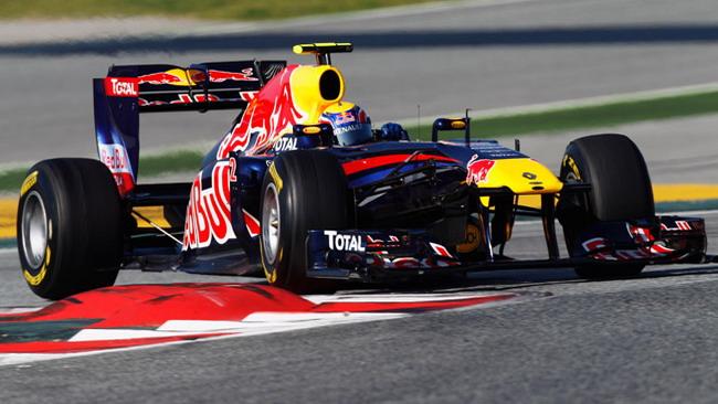 Barcellona, Day 1: Red Bull detta il passo con Webber