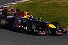 Barcellona, Day 2: Vettel ancora al top alla pausa