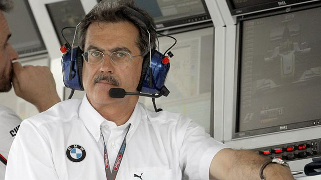 La BMW annuncia i suoi tre team per il 2012
