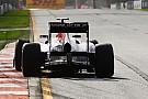 La FIA vieta l'uso dell'ala mobile in caso di pioggia