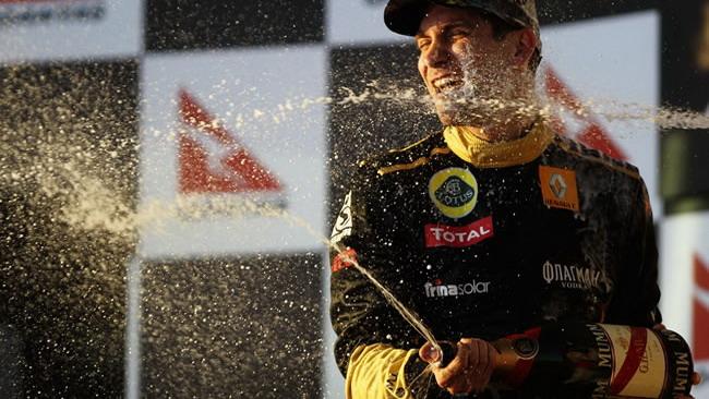 Petrov primo russo sul podio di un Gran Premio!