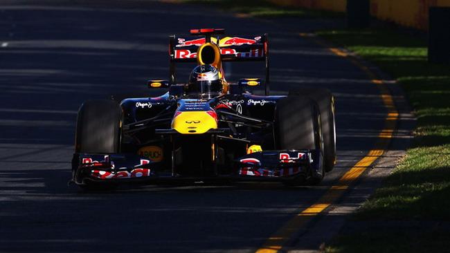 La Red Bull conferma di aver corso senza KERS