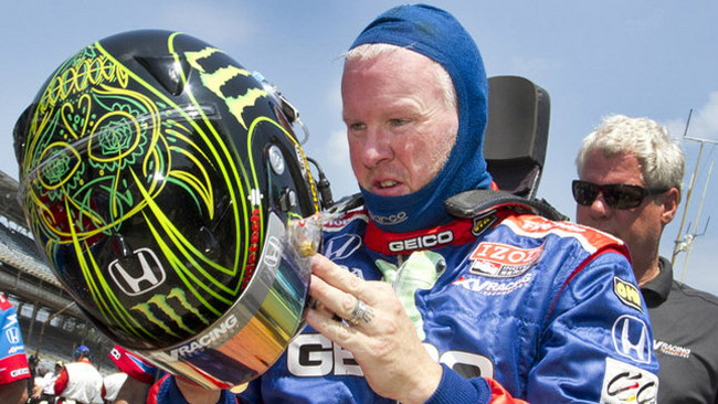 Cinque gare con la Dragon Racing per Paul Tracy
