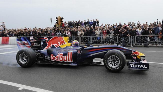 Il 30 aprile road show Red Bull a Torino