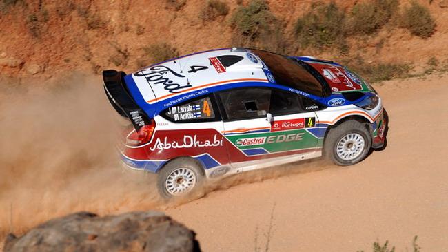 I ritardi per ora non bloccano il Rally di Giordania