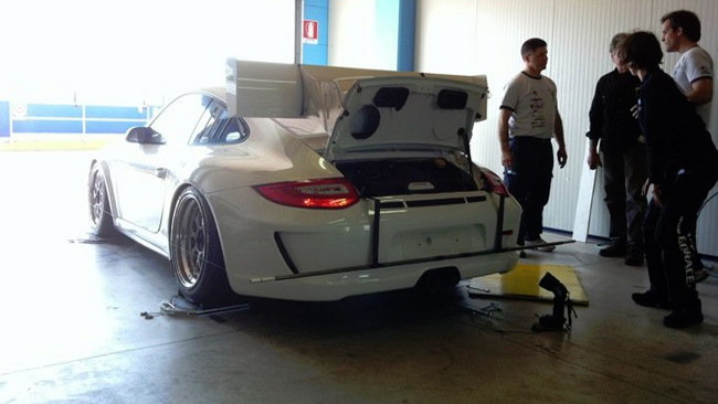 La Go Race prepara la gara di Imola a Franciacorta