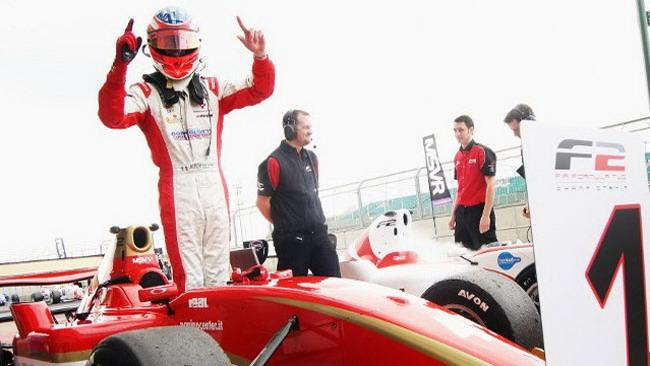 Mirko Bortolotti domina gara 1 a Silverstone!