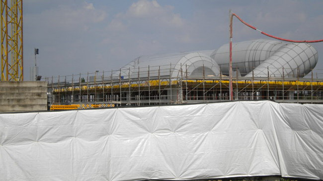 Ferrari: via alla ristrutturazione della galleria del vento!