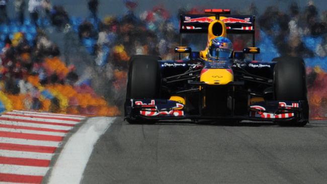 Instanbul: Vettel festeggia il poker di pole