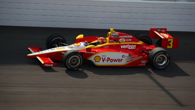 Indianapolis, Libere 7: Castroneves in vetta