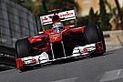 Monaco, Libere 2: Alonso suona la carica Rossa