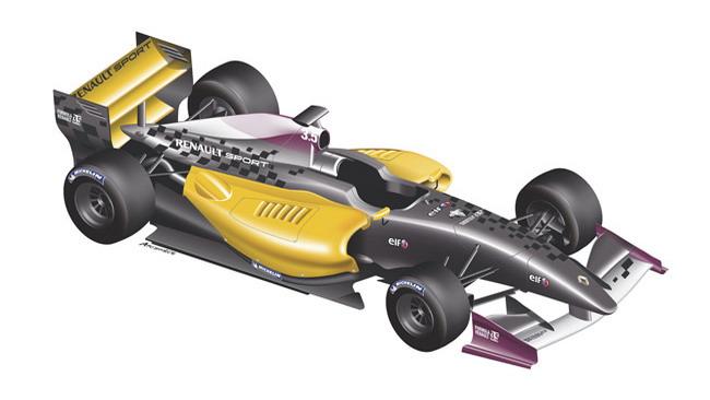 Ecco la nuova Dallara-Zytek per il 2012