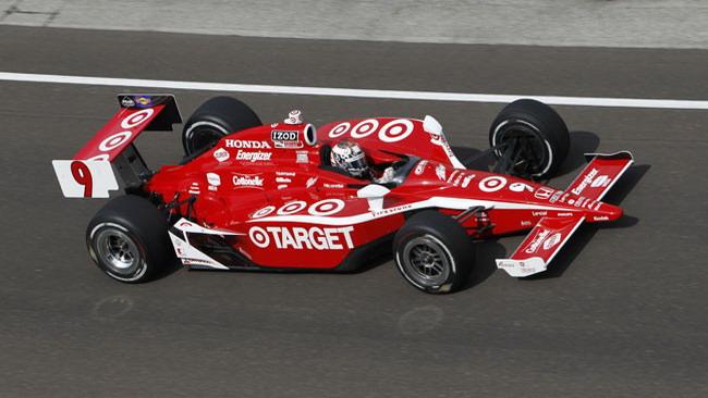 Scott Dixon il più veloce nel Carb Day