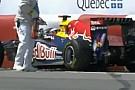 Montreal, Libere 1: Rosberg svetta, Vettel sbatte