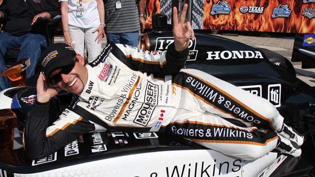 Seconda pole consecutiva per Alex Tagliani