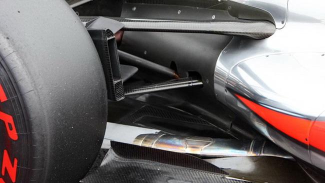 La FIA vieta gli scarichi soffianti in rilascio