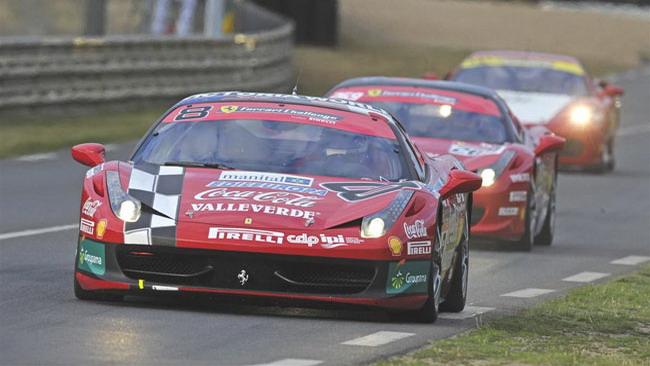 Doppio podio per la CDP-De Poi a Le Mans