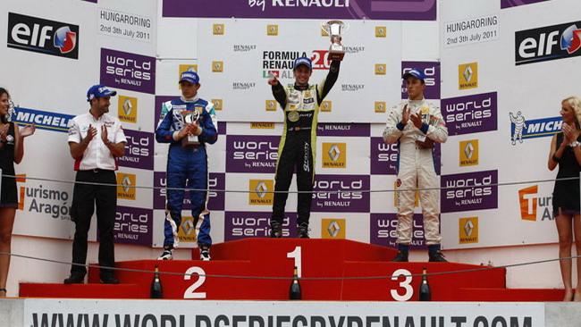 Tarancon cala il tris in gara 1 all'Hungaroring