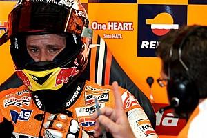 MotoGP Ultime notizie Mugello, ore 12: Stoner star nel bene e nel male