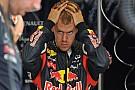 Ora Vettel sembra temere la Ferrari