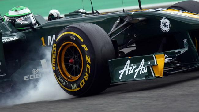 Pirelli non porta mescole sperimentali a Budapest