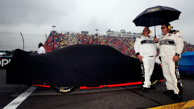Posticipata per pioggia la gara di Watkins Glen
