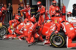 Formula 1 Ultime notizie Il gambero Rosso, Rossi e la Rossa