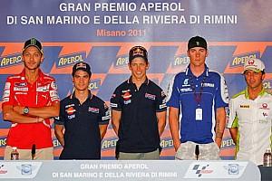 MotoGP Ultime notizie Il weekend di Misano si apre con la conferenza stampa