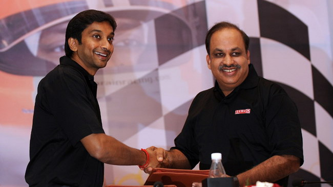 Karthikeyan sicuro di tornare sulla HRT in India
