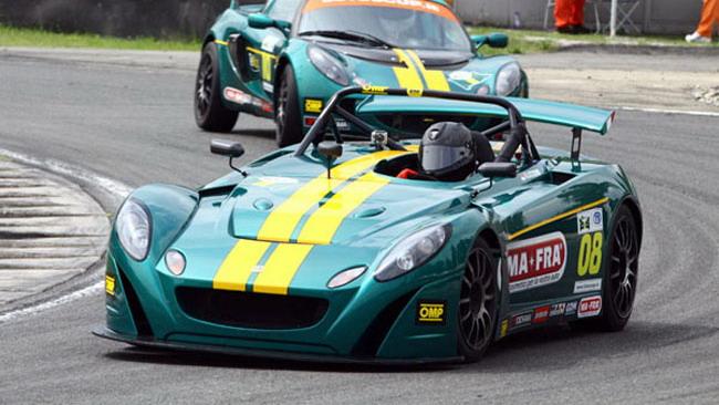 Lotus Cup: Utzieri da record a Franciacorta