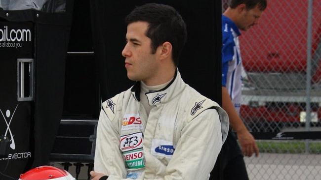 Dillon Battistini debutta al Kentucky Speedway