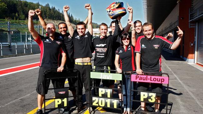 Tarancon primo campione della F. Renault ALPS