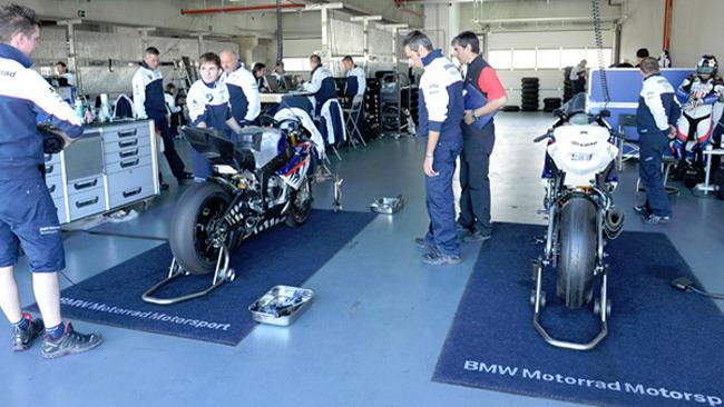 Rainer Bäumel lascia il Team BMW Motorrad