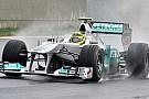 Rosberg propone di modificare l'uscita dei box