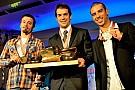 La premiazione FIM ha chiuso la stagione 2011