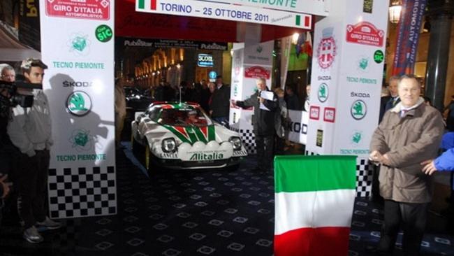 Il Giro d'Italia è partito da Torino
