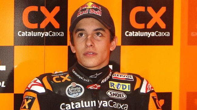 Marc Marquez potrebbe saltare il Gp di Valencia