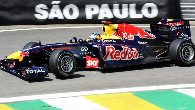 Interlagos, Libere 3: Vettel batte Button di un soffio