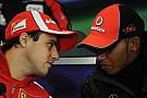 Pace fatta tra Hamilton e Massa!