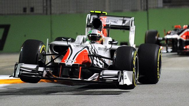 HRT senza motore nella entry list ufficiale del 2012