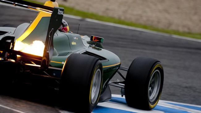 Jerez, Day 2: Daniel Abt torna in vetta