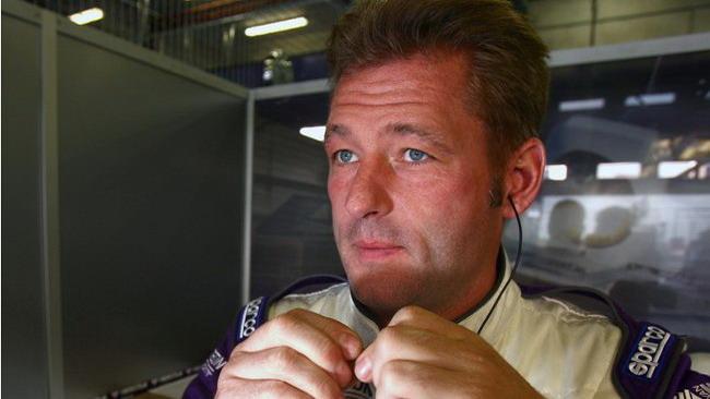 L'ex Formula 1 Verstappen alla Dakar 2012