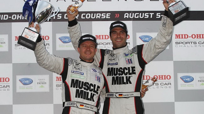 Una HPD LMP1 per il Muscle Milk Racing